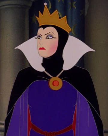 Evil Queen, Snow White and the Seven Dwarfs