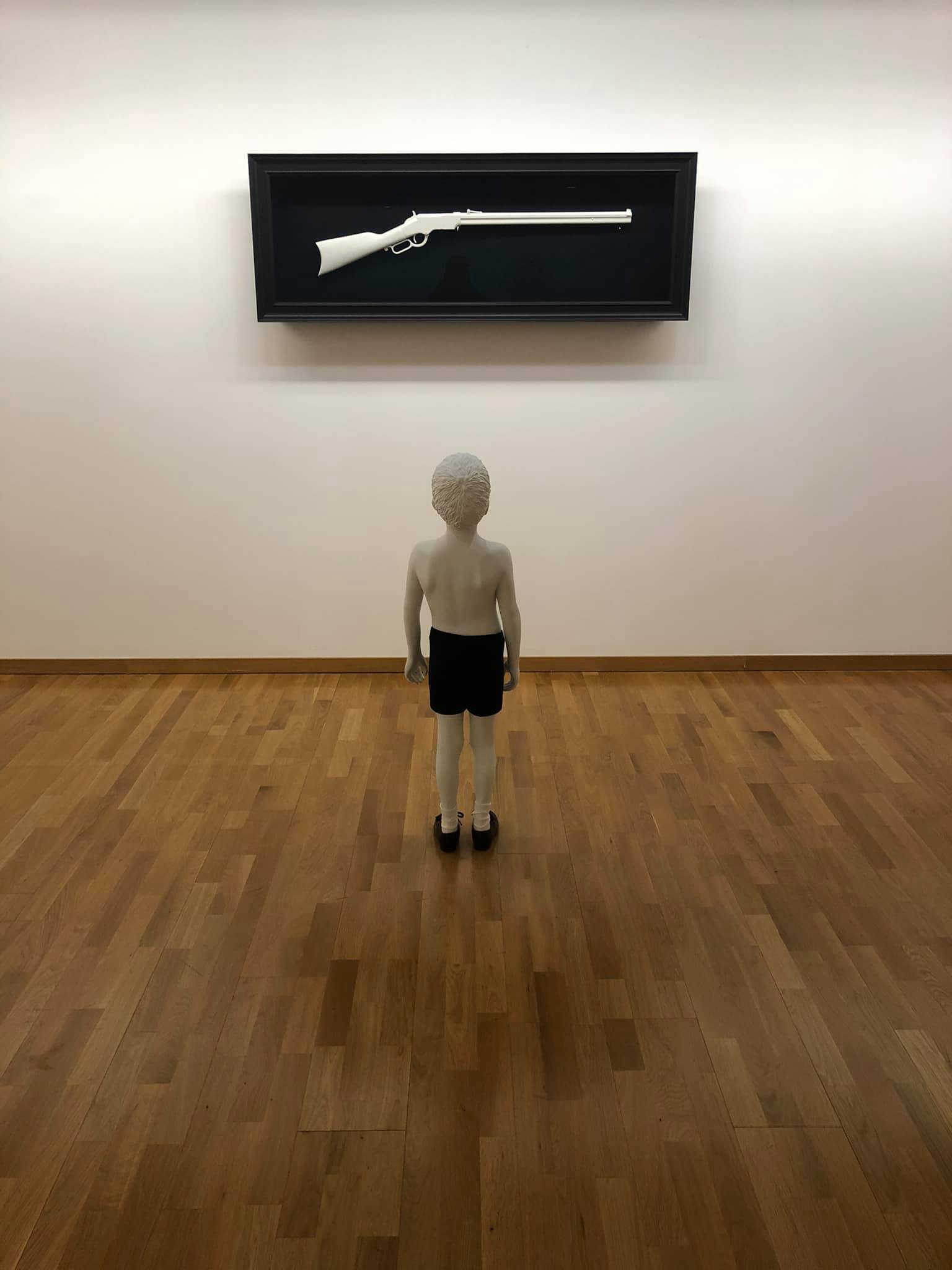 One day, Michael Elmgreen e Ingar Dragset, 2015
