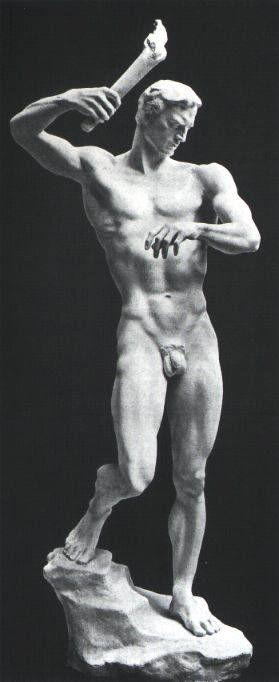Prometeo, Arno Breker