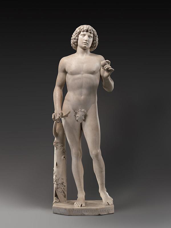 Adán, Tulio Lombardo, 1490